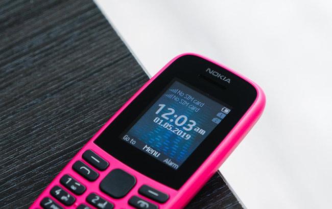 Điện thoại cục gạch rẻ nhất của Nokia ra bản 2019, giá 360.000 đồng