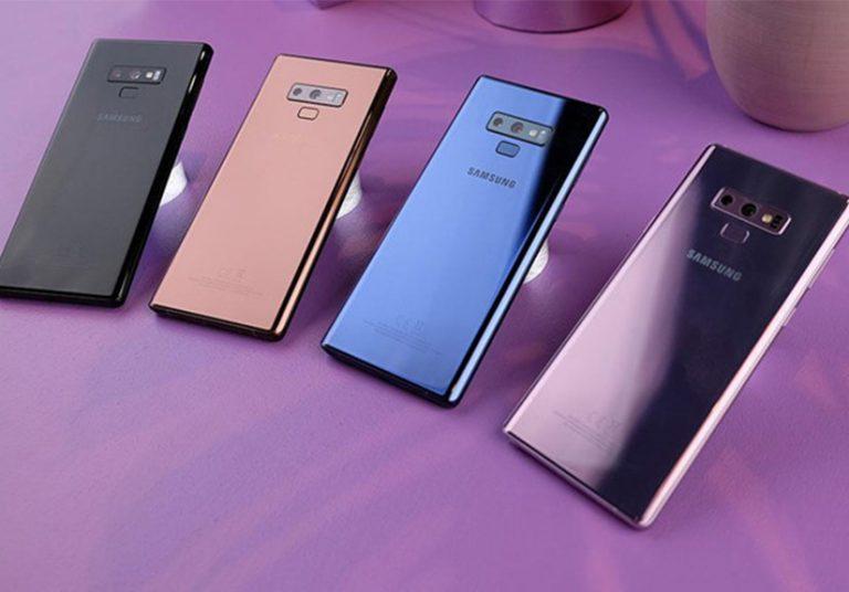 Galaxy Note9 về giá tốt, dọn đường đón Note10