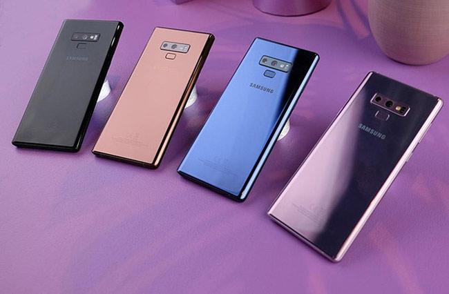 Galaxy Note9 đồng loạt giảm giá 3 triệu đồng tại nhiều hệ thống bán lẻ ở Việt Nam. Ảnh: CNet.