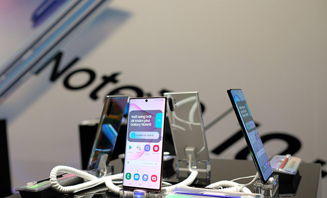 Bộ đôi Galaxy Note10 và Note10+ được bán ra tại Việt Nam từ ngày 23/8.