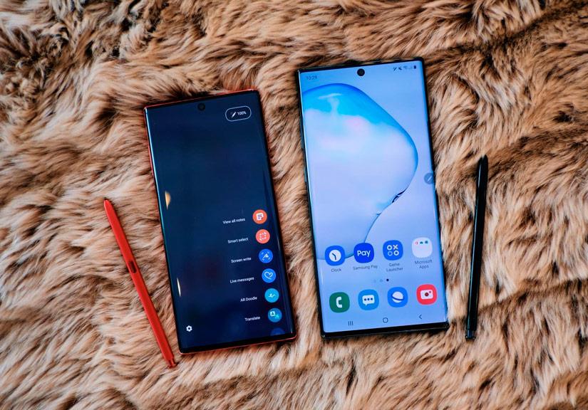 Nên mua Galaxy Note10 hay Note10+? | Thông tin công nghệ