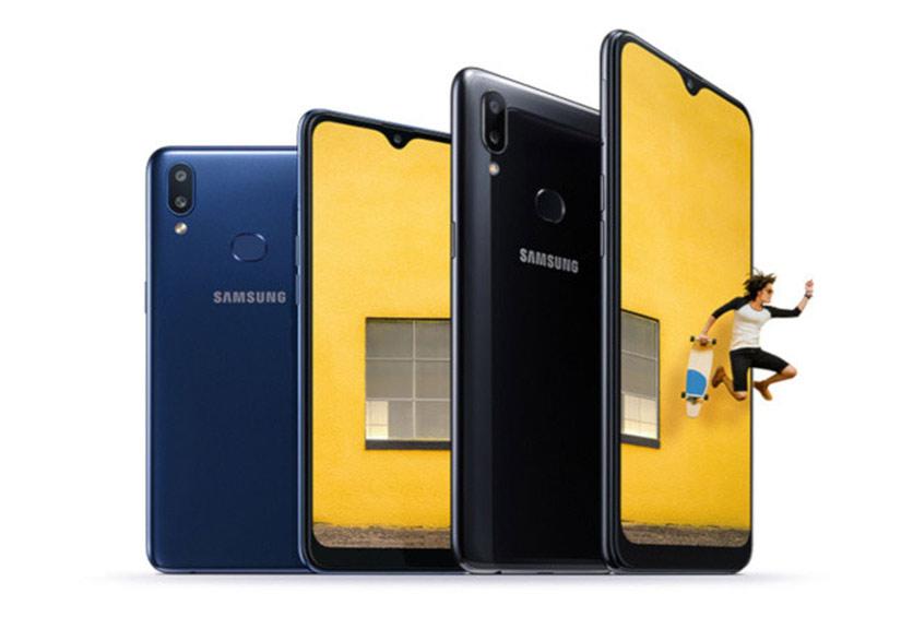 Samsung công bố Galaxy A10s với pin 4.000 mAh