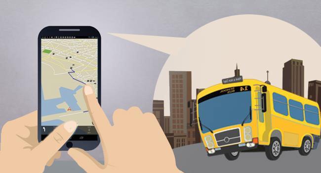 Việc trang bị các hệ thống định vị như GPS trên xe cũng giúp nhà quản lý và phía trường học biết được các tuyến đường xe đang đi, qua đó có thể điều chỉnh tuyến đường nếu cần thiết.