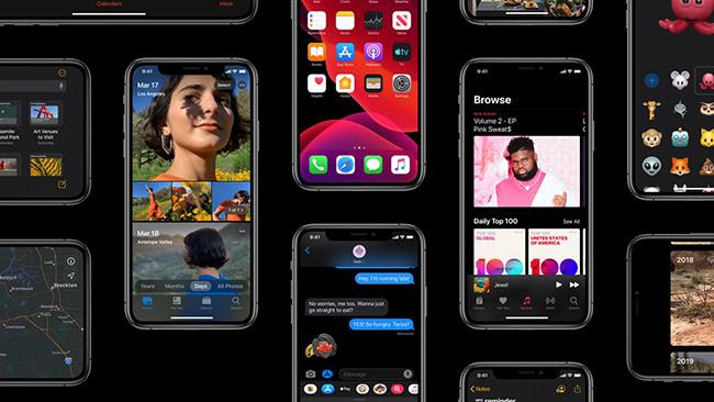 iOS 13, watchOS 6 và tvOS 13 đều được phát hành vào ngày 19/9
