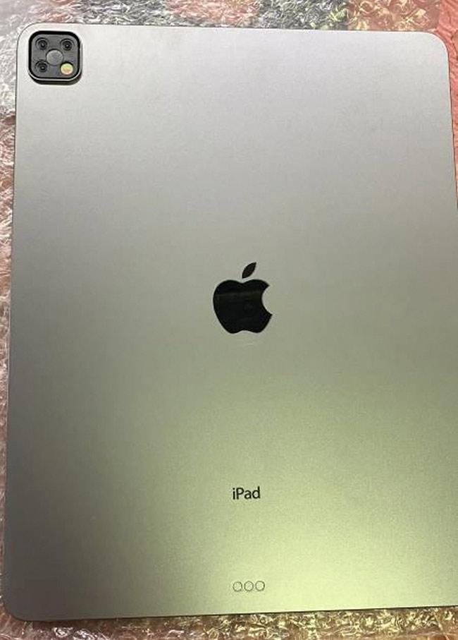 iPad Pro 2019 lộ ảnh với cụm camera vuông