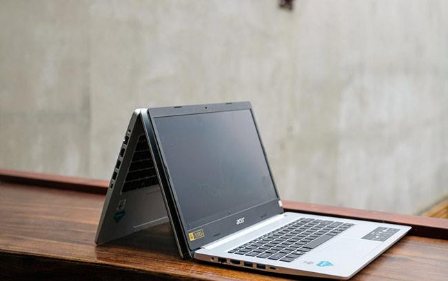 Acer Aspire 5 mới sở hữu đầy đủ cổng kết nối phổ trong trong một thiết kế mỏng nhẹ