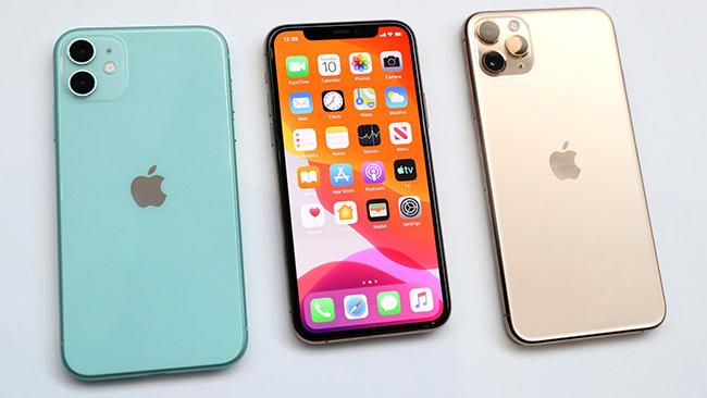 Thiết kế của iPhone mới không có quá nhiều khác biệt so với phiên bản tiền nhiệm.