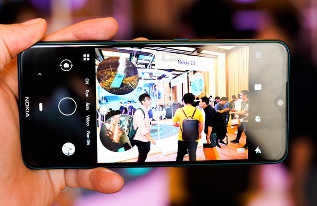 Nokia 7.2 còn có thuật toán chụp đêm đặc biệt