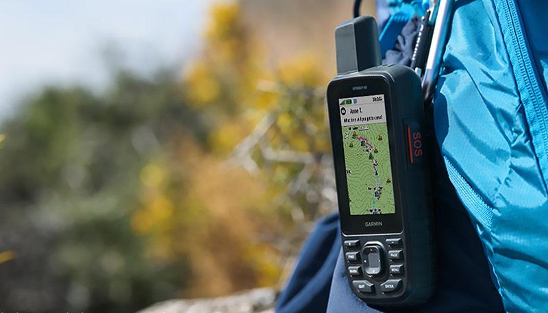 Thiết bị định vị sử dụng GPS. Ảnh: Garmin.