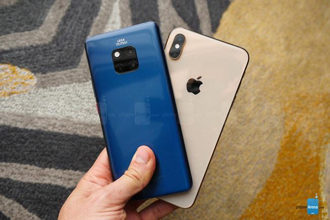Apple sẽ giành lại ngôi á quân từ HuaweiApple sẽ giành lại ngôi á quân từ Huawei