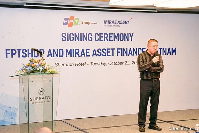 Ông Nguyễn Việt Anh, Phó Tổng Giám đốc hệ thống FPT Shop