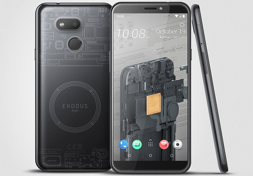 HTC ra smartphone blockchain thế hệ thứ hai
