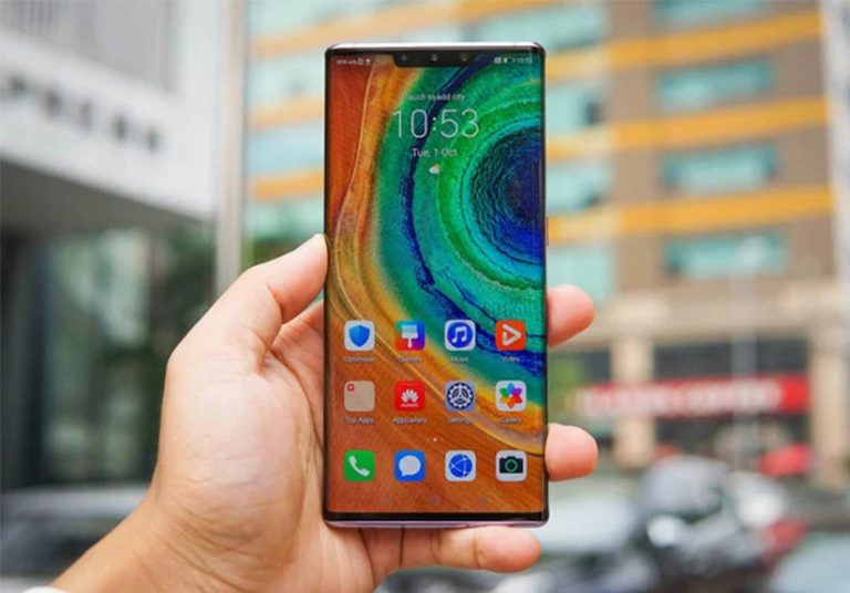 Huawei Mate 30 Pro xuất hiện tại Việt Nam