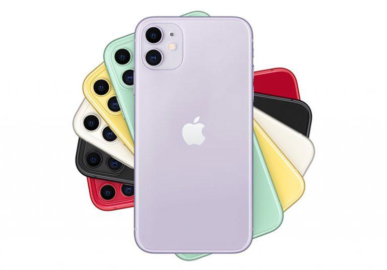 iPhone 11 ở Việt Nam hạ giá liên tục