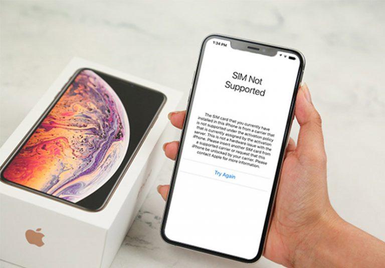 iPhone 'lock' được mở khóa thành quốc tế không mất phí