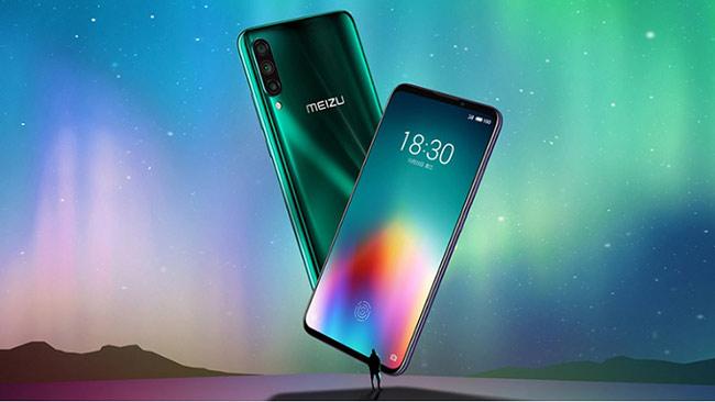 Meizu 16T ra mắt: Smartphone chơi game, chip 'ngon' mà giá chưa tới 7 triệu