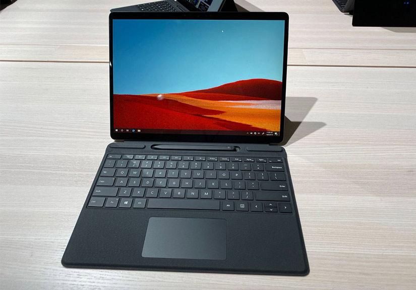 Microsoft ra mắt loạt máy tính lai Surface Pro 7 và Surface Pro X