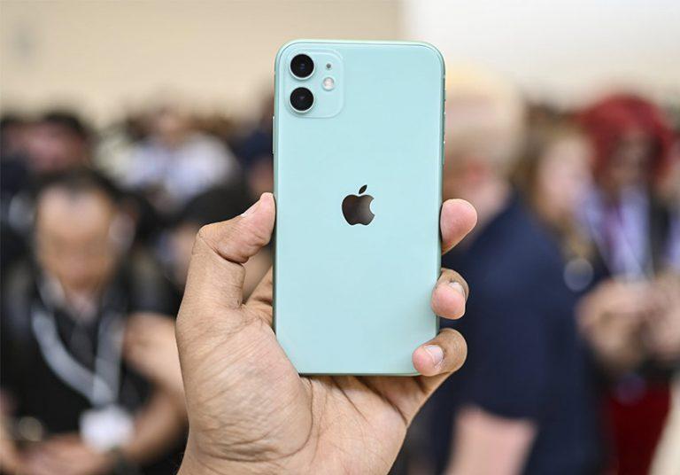 Nhu cầu mua iPhone 11 tăng mạnh