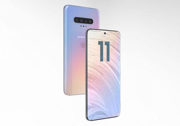 Samsung Galaxy S11 sẽ trông như thế nào?