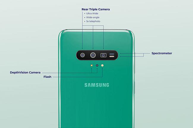 Galaxy S11 sẽ được trang bị camera có độ phân giải 108 MP