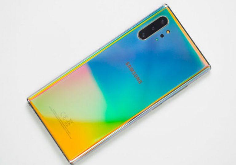Samsung sắp ra Galaxy Note10 'giá rẻ'