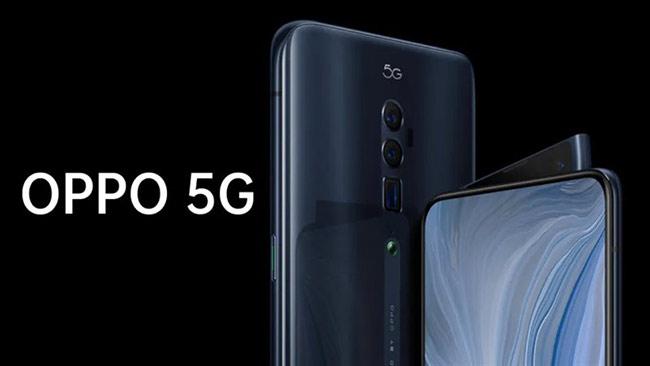 Smartphone OPPO chế độ 5G kép sẽ được công bố vào cuối năm nay