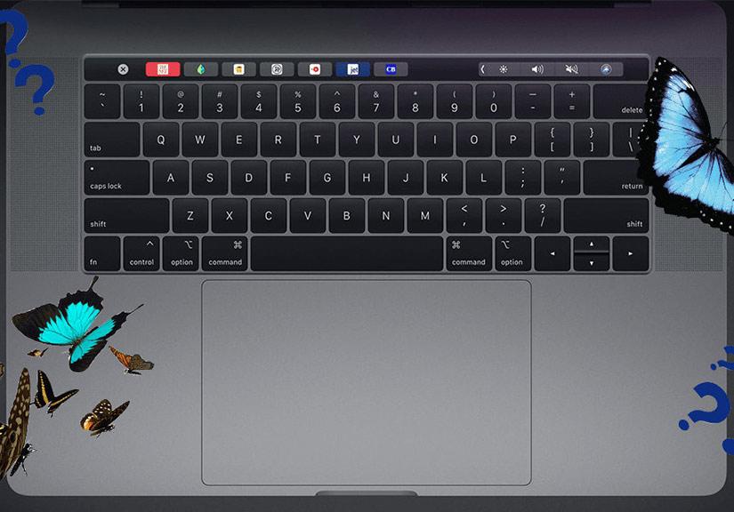 Tất cả các mẫu MacBook sẽ bỏ bàn phím Butterfly vào giữa năm 2020