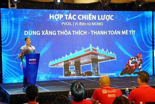 Ông Cao Hoài Dương, Tổng Giám đốc PVOIL