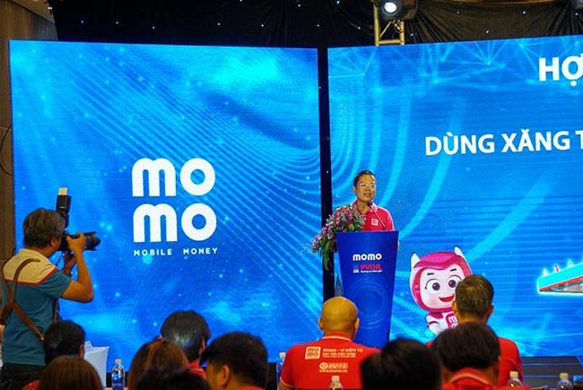 Ông Phạm Thành Đức – Tổng giám đốc Ví điện tử MoMo