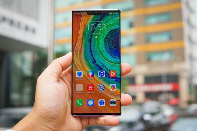 Huawei Mate 30 Pro (93 điểm)