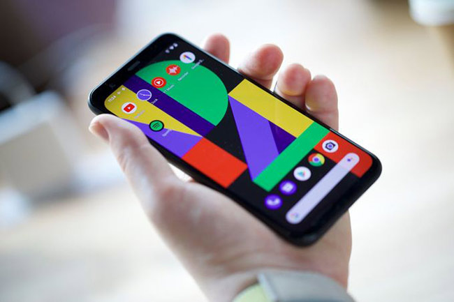 Google Pixel 4 (92 điểm)