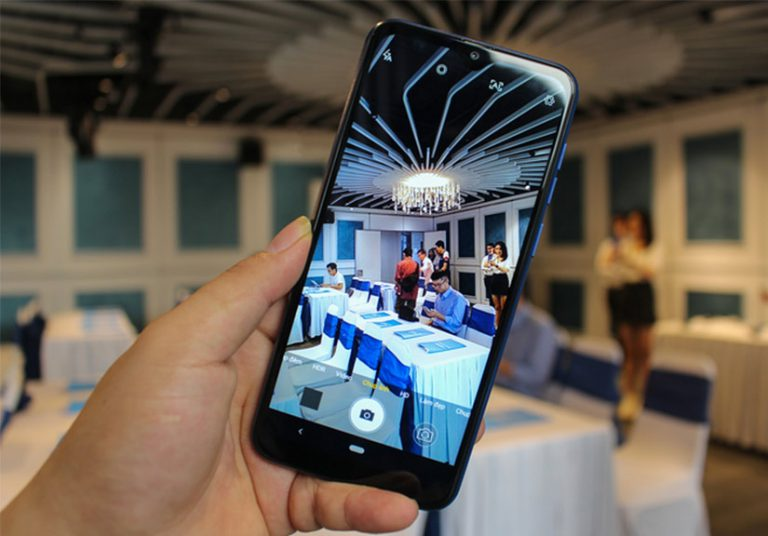 Asanzo ra smartphone có cụm camera như iPhone 11