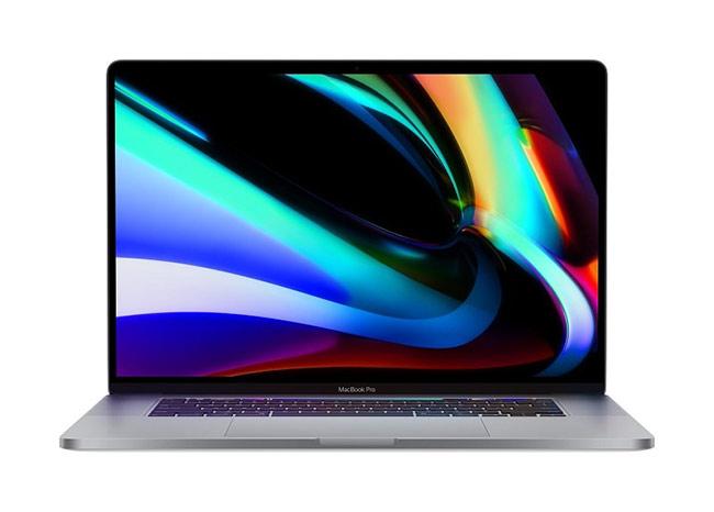 MacBook Pro 16 inch: bàn phím mới, pin 100 Wh, giá 2.400 USD