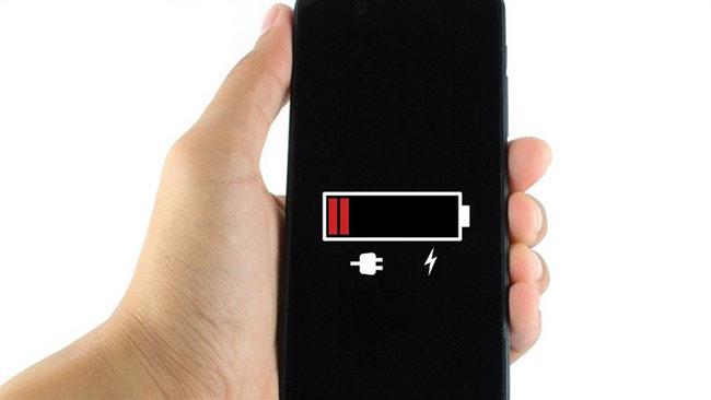 Điện thoại báo pin yếu vẫn tiếp tục sử dụng