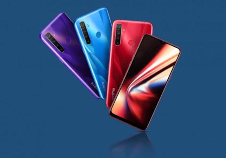 Realme 5s chính thức ra mắt với giá siêu hấp dẫn, chỉ từ 3,22 triệu đồng
