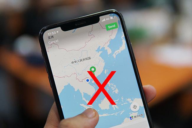 Ứng dụng WeChat tại Việt Nam có 'đường lưỡi bò'