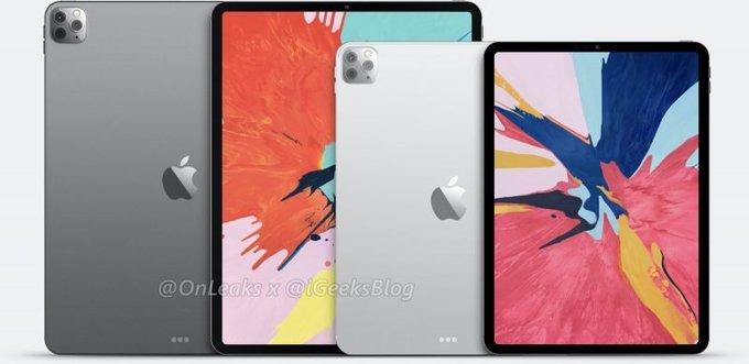 Apple sẽ ra mắt bản nâng cấp của iPad Pro trong nửa đầu năm 2020