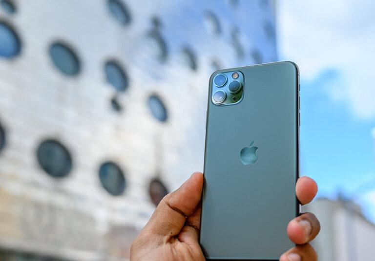 Apple giảm sản lượng iPhone 11 Pro