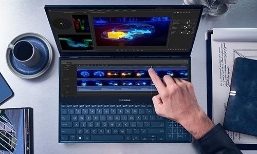Asus ZenBook Pro Duo UX581.