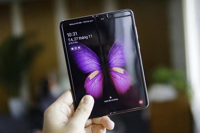 Galaxy Fold mở bán đợt hai
