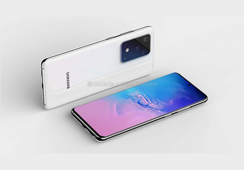 Galaxy S11 lộ ảnh bản thử nghiệm