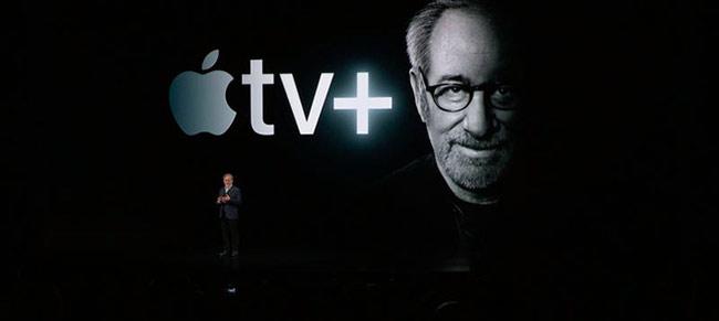Gói dịch vụ Apple TV+, Apple News và Apple Music