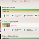 Loạt smartphone giảm giá trong tháng 12