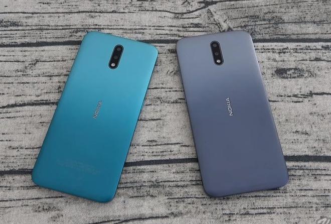 Nokia 2.3 (2,6 triệu đồng)