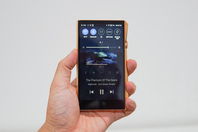 Astell & Kern A&ultima SP2000 thường được giới chơi âm thanh tại Việt Nam gọi là ẠK-SP2000