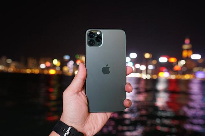 Midnight Green là sắc màu mới trên phiên bản iPhone 11 Pro cao cấp