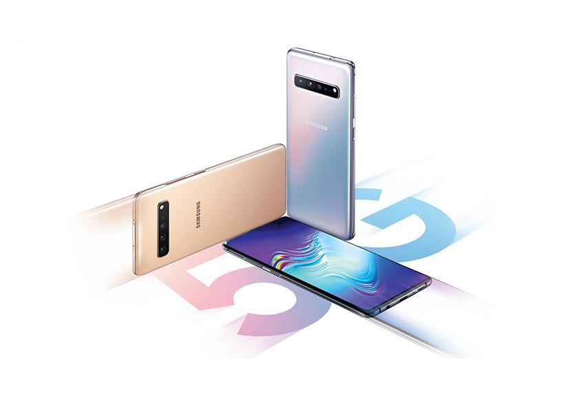 Samsung sẽ thống trị thị trường smartphone 5G