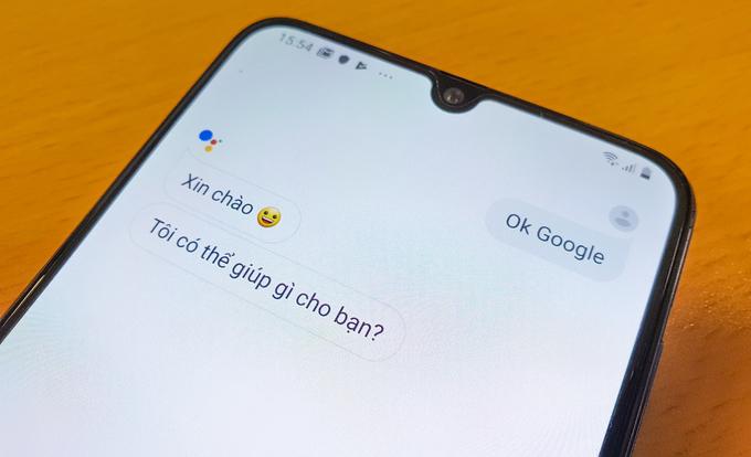 Google Assistant mạnh mẽ hơn