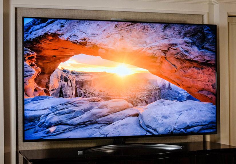 TV 8K đầu tiên của LG về Việt Nam