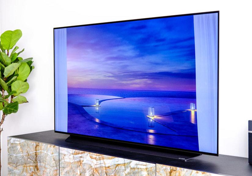 TV OLED 4K lớn nhất ở Việt Nam